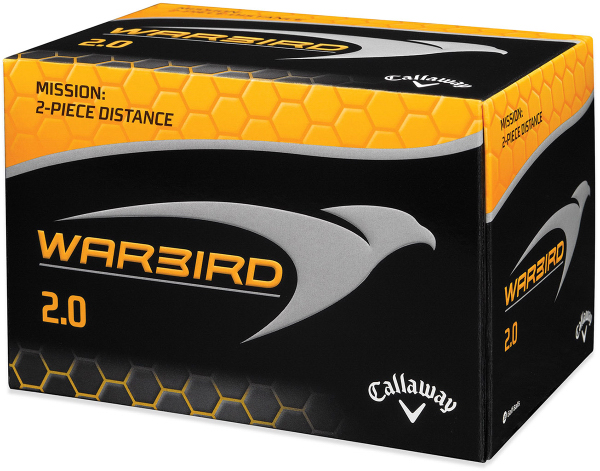 Imprinted Callaway Warbird 2.0 (Factory Direct)