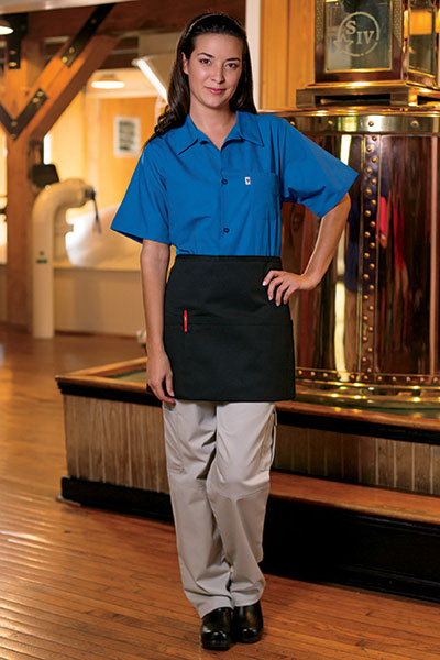 Imprinted Reversible Waist Apron