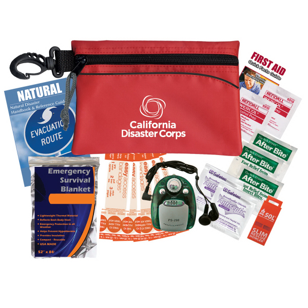 Customized New! Emergency Prep Kit