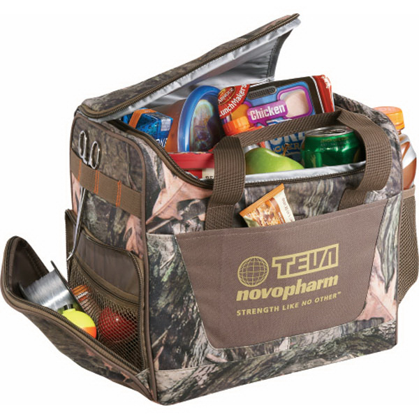 Custom Hunt Valley (TM) Camo Cooler Bag