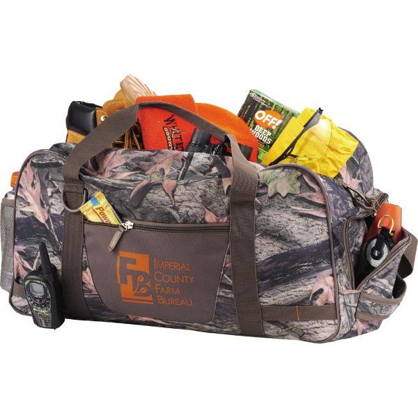 "Custom Hunt Valley (TM) Camo 22"" Duffel Bag"