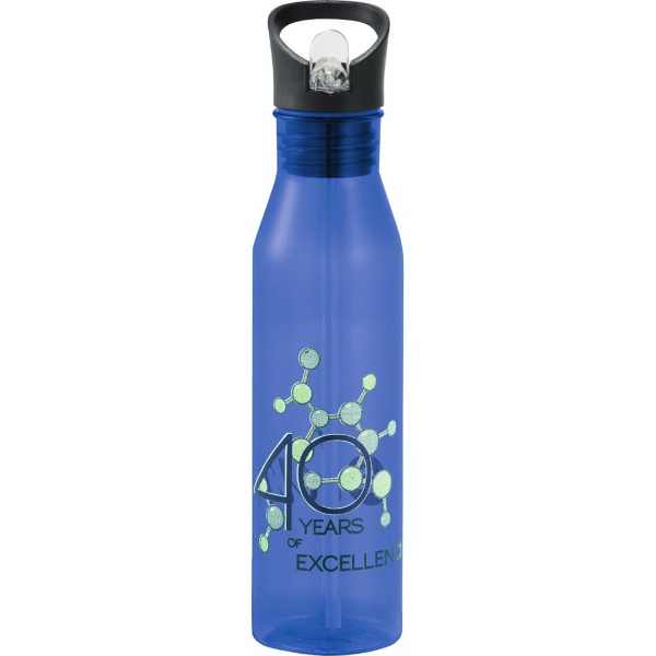 Imprinted Milton Surfer Sport Bottle 25 oz