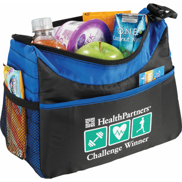 Personalized Stay Puff Lunch Cooler Bag