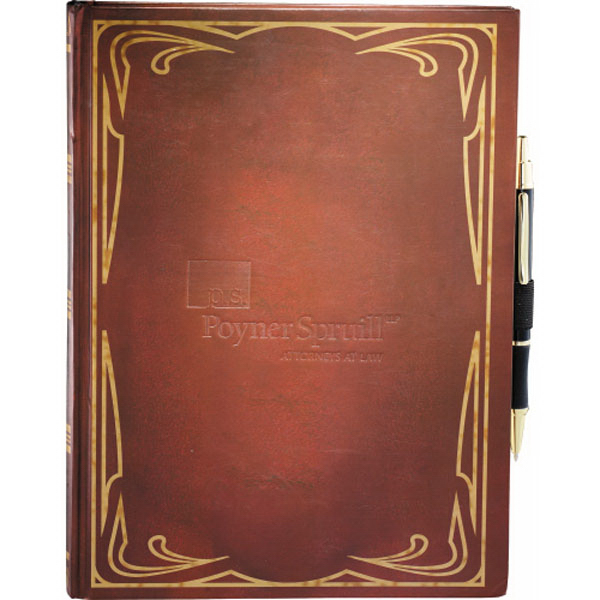 Personalized Classic Large JournalBook