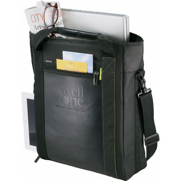 Promotional Disrupt (TM) Recycled Transporter Compu-Tote