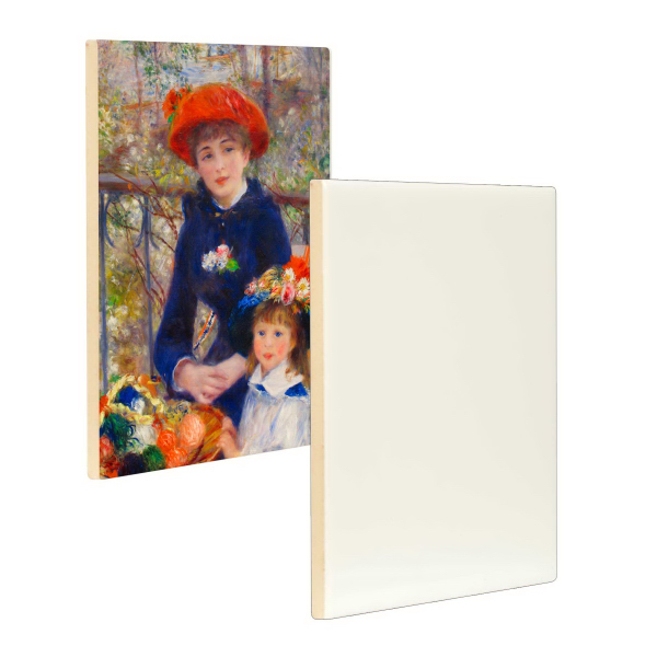 "Promotional 6"" x 6"" Ceramic Photo Tile (Gloss Finish)"