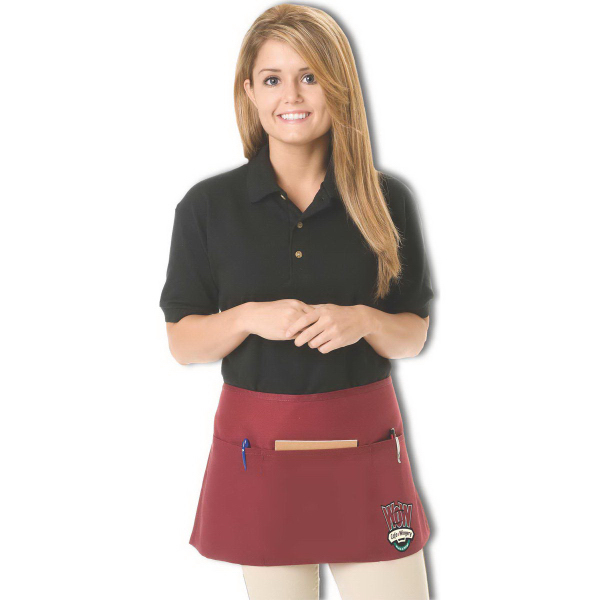 Promotional Three Pocket Waist Apron