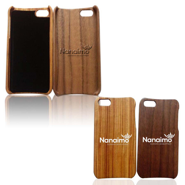 Promotional Wood Case For iPhone5