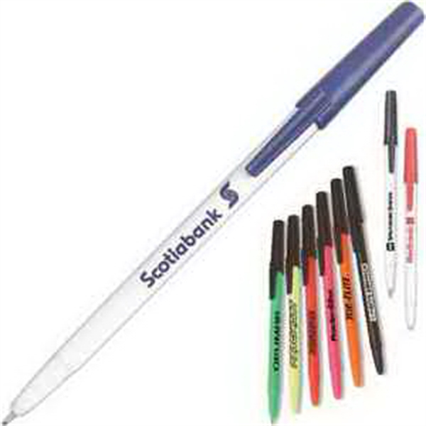 Printed Targetline Twist Stick Pen