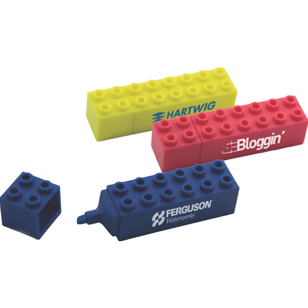 Custom Building Block Highlighter