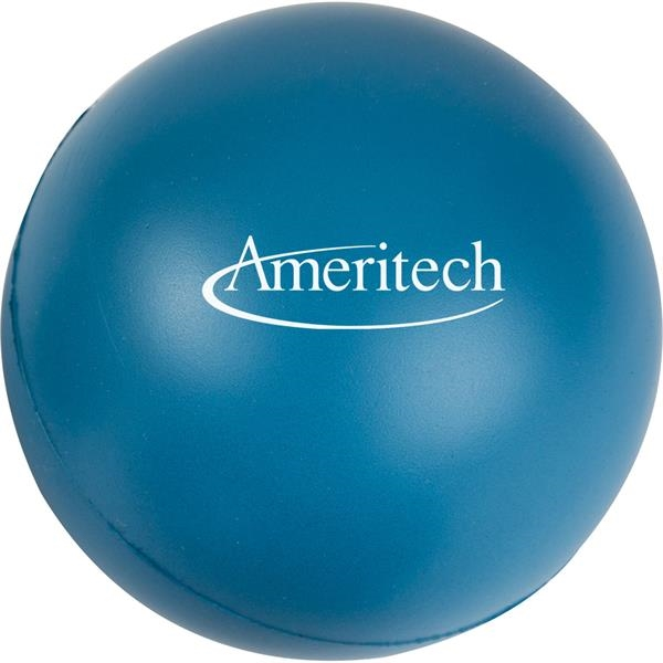 Customized Large Round Stress Ball