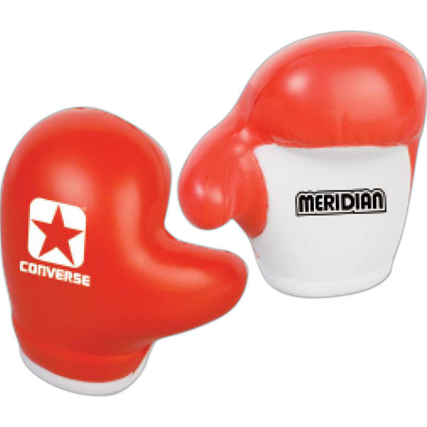 Custom Boxing Glove Stress Reliever
