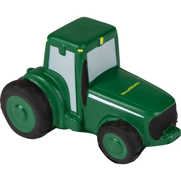 Personalized Targetline Tractor Stress Reliever