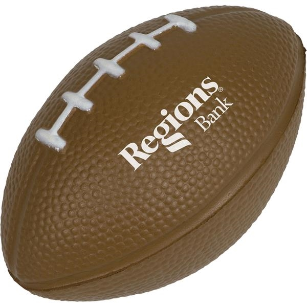 Custom Targetline Small Football Stress Reliever
