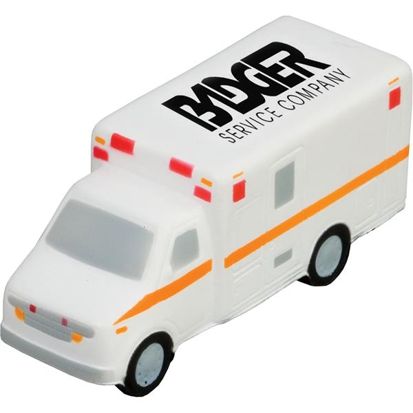 Personalized Ambulance Stress Reliever
