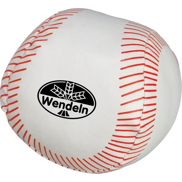 Imprinted Targetline Baseball Pillow Ball