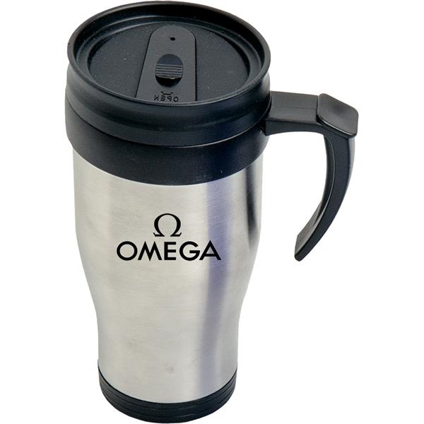 Customized Stainless Steel Tumbler with Handle