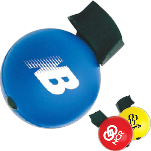 Customized Targetline Round Bounce Back Stress Reliever