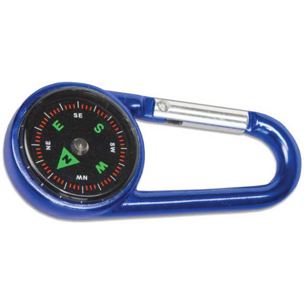 Personalized Targetline Compass Carabiner