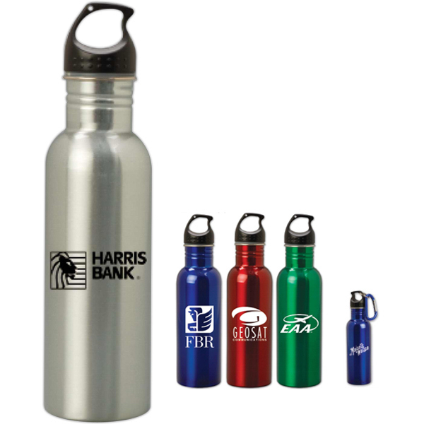 Customized Targetline 24 oz. Aluminum Bottle