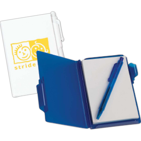Printed Targetline Plastic Note Pad Holder