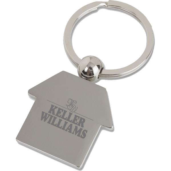 Personalized House Key Tag