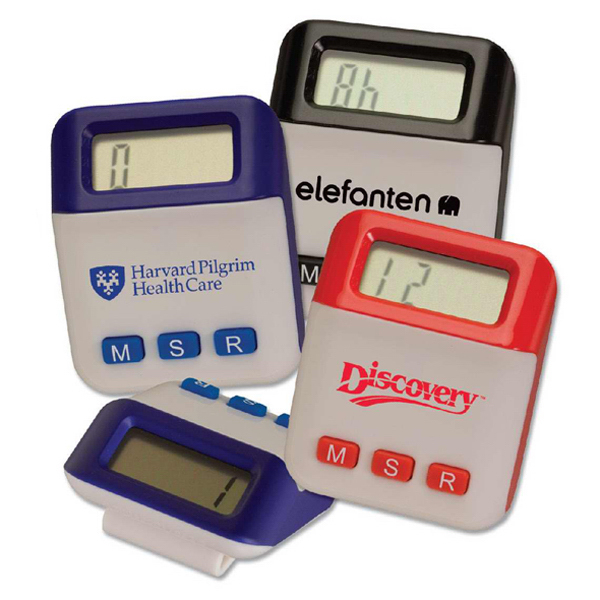 Customized Fitness Pedometer