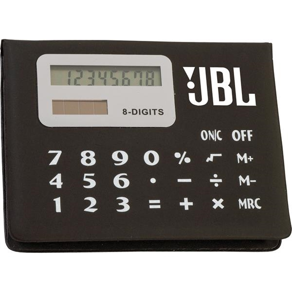 Imprinted Calculator/Sticky Note Pad