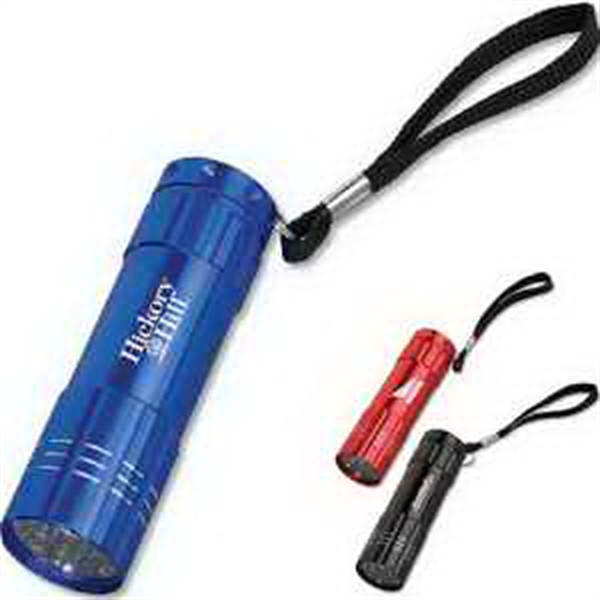 Customized Targetline Blaze Metal Flashlight