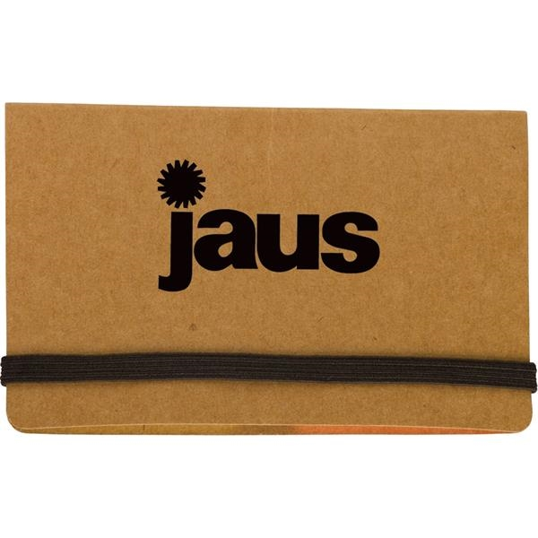 Custom Business Card Holder with Sticky Notes