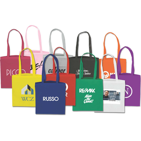 Customized Targetline Flat Style Tote Bag