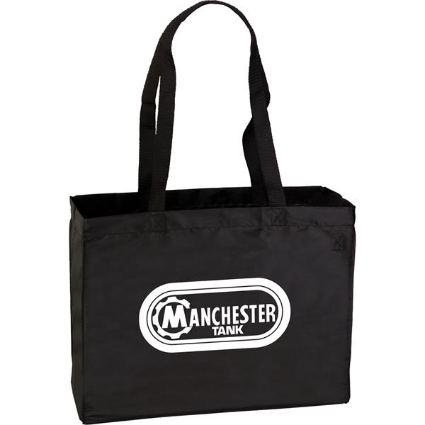 Customized Targetline Medium Polyester Tote Bag
