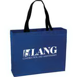 Customized Targetline Large Polyester Tote Bag