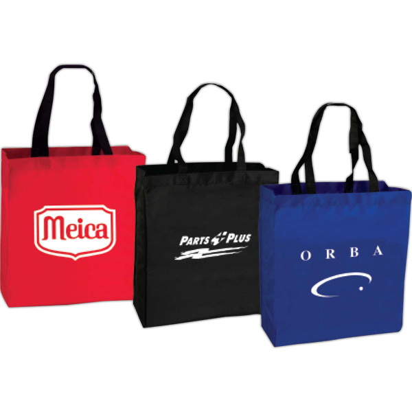 Printed Targetline Polyester Trade Show Tote