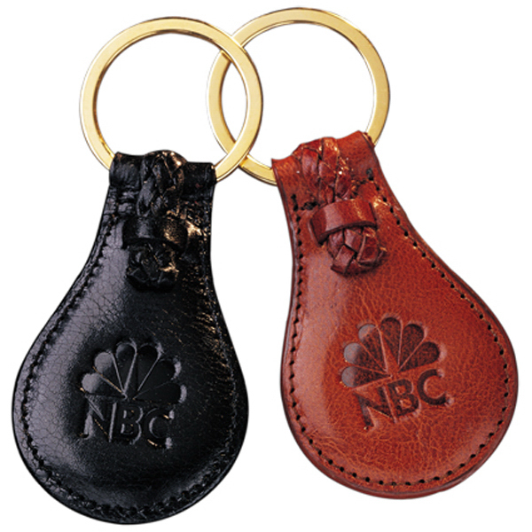 Custom Clearance Third Avenue Key Fob-Tear Drop Key Holder