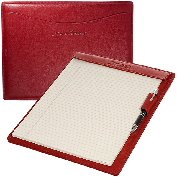 Printed Clearance Wall Street Writing Tablet-Large
