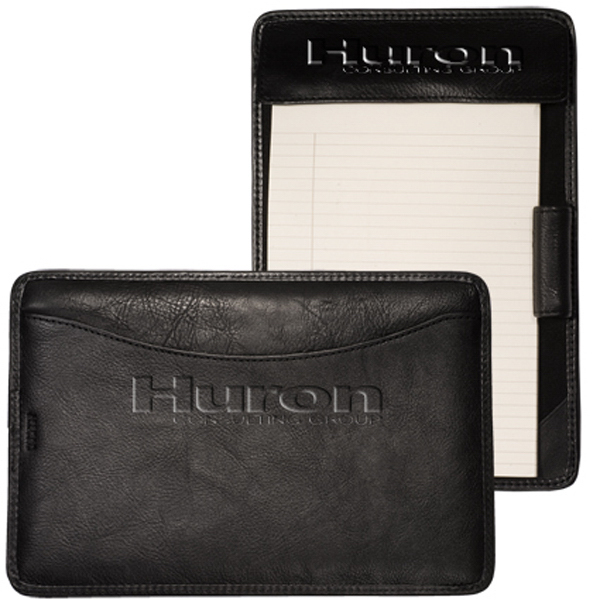 Printed Clearance Wall Street Writing Tablet-Junior (Pebble Grain)