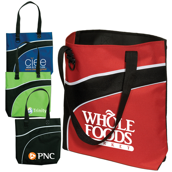 Customized Clearance Jet Setter Tote