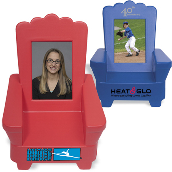 Custom Clearance Picture Frame Chair Stress Reliever