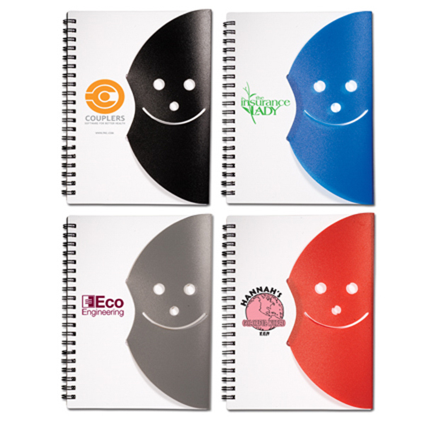 "Personalized Clearance Smiley Face 5"" x 7"" Journal Book"