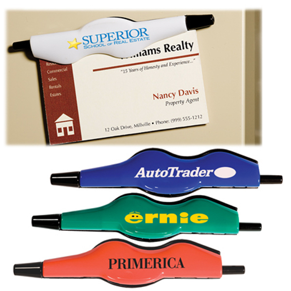Promotional Clearance Binder Clip Pen