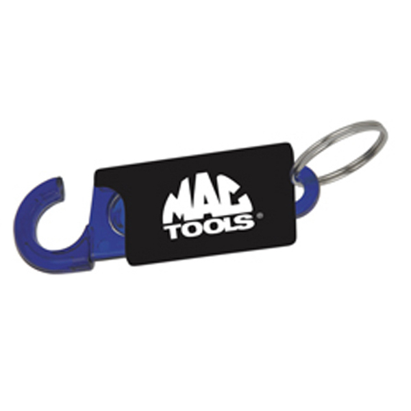 Printed Key Ring Belt Clip