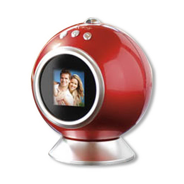 Imprinted Digital Photo Ornament