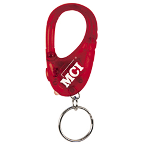 Personalized Carabiner Keylight