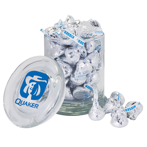 Customized Candy in air tight glass jar