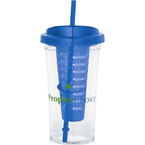 Personalized Cool Gear (R) Sedici Fruit Infuser Tumbler 24oz