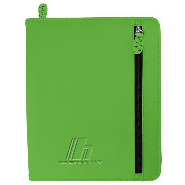 Imprinted Technix Junior Padfolio
