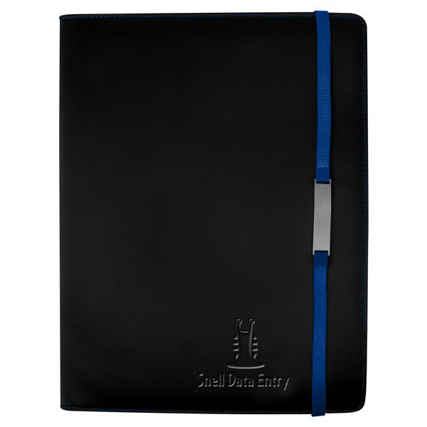 Imprinted Tablet Stand Padfolio