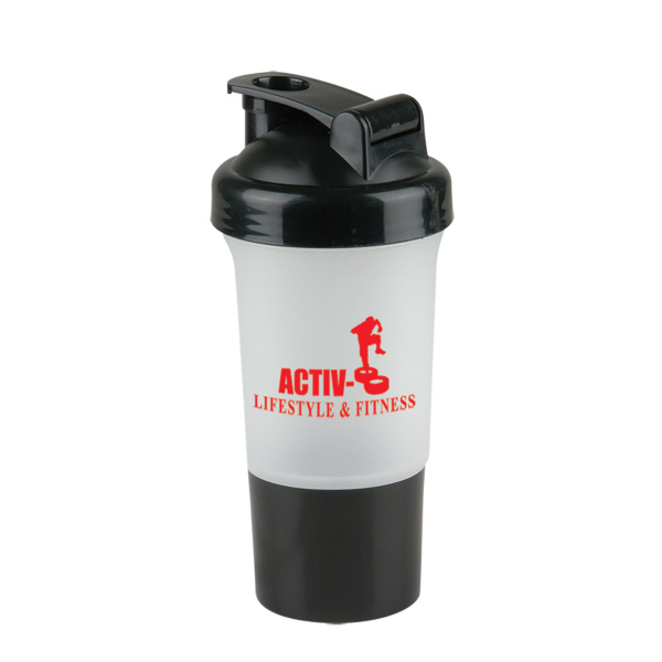 Promotional The Cyclone 16 oz Energy Sport Shaker Cup