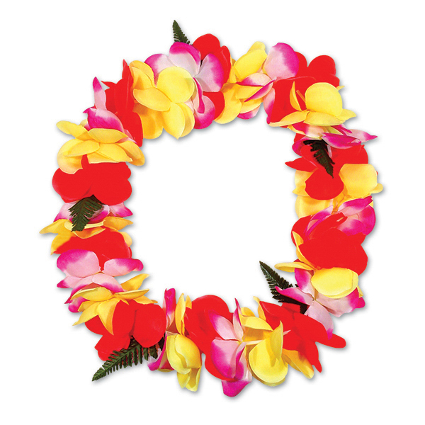 Customized Tropical Flower Leis